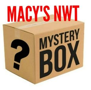 Macy's Reseller Mystery Box NWT Fall and Winter